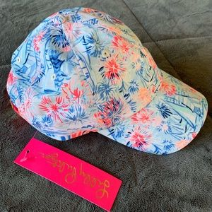 Lilly Pulitzer Hat NWT